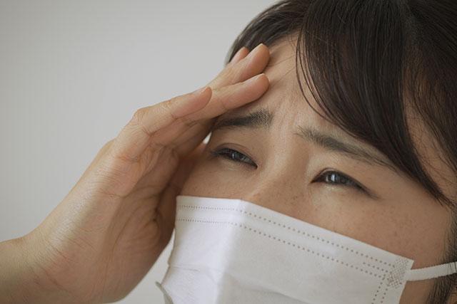 早めの受診で発熱の原因解明