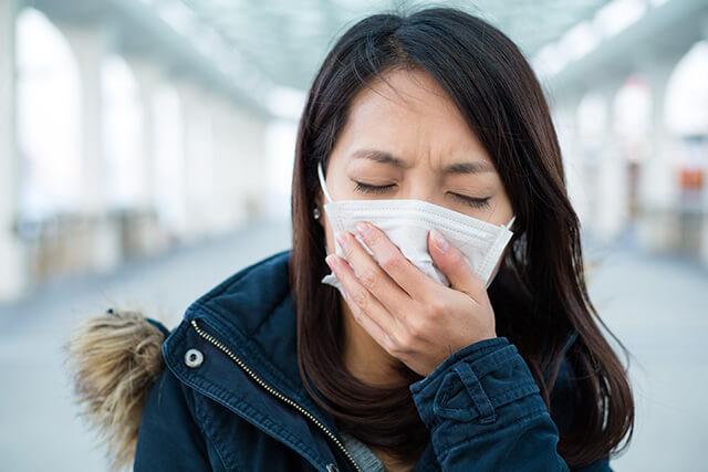 相模原市中央区にある呼吸器内科-呼吸器科【長引くせきを早く止めたい】