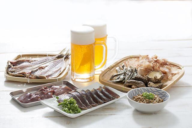 お刺身は何を食べる? – 痛風・高尿酸血症の食事