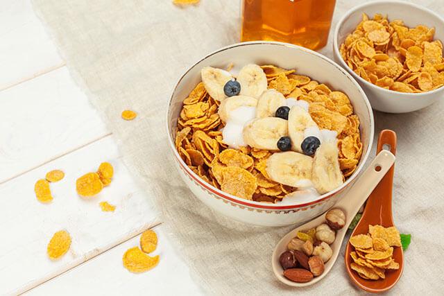 コーンフレークの糖質を知っていますか? - わかりやすい糖尿病の食事療法